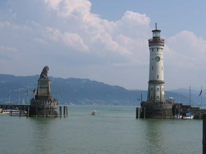 Le port de Lindau
