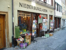 Laden in der Rheingasse