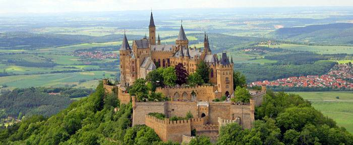 Castle of Hohenzollern